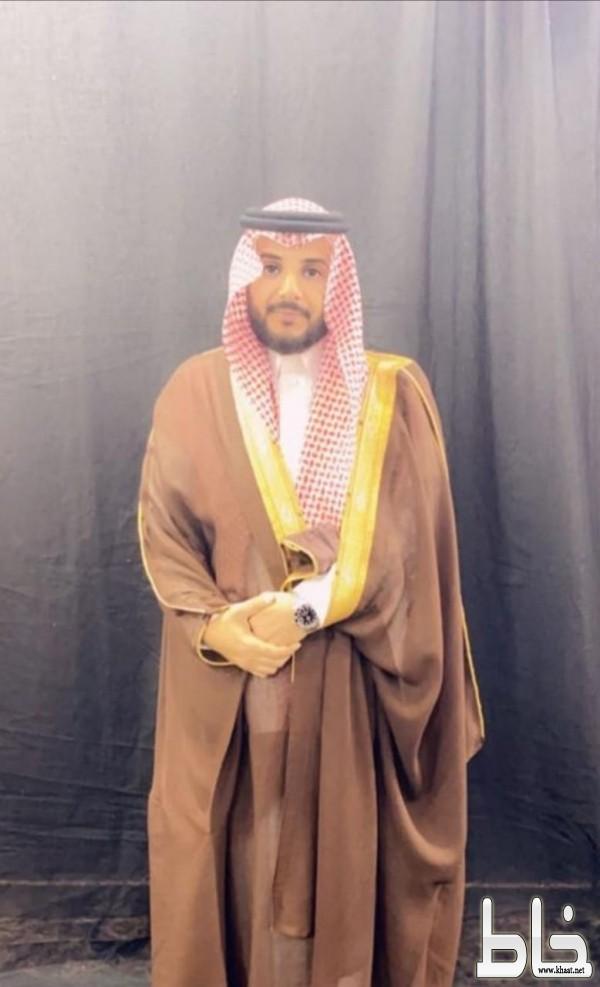 محمد عبدالله الشهري يحتفل بزواجه