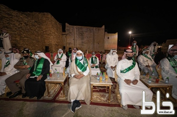 برعاية أمير منطقة عسير تنومة تحتفل باليوم الوطني الـ90