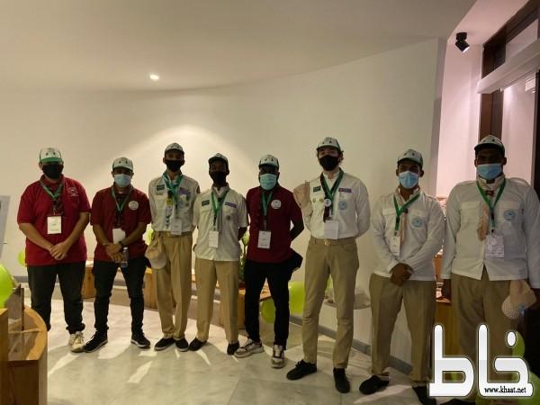 جمعية البيئة السعودية تحتفل باليوم الوطني 90