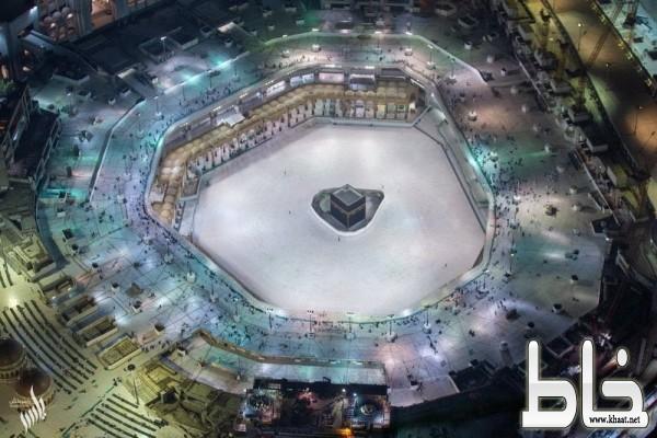 رئاسة الحرمين: يُمنع الوصول إلى الكعبة المشرفة والحجر الأسود