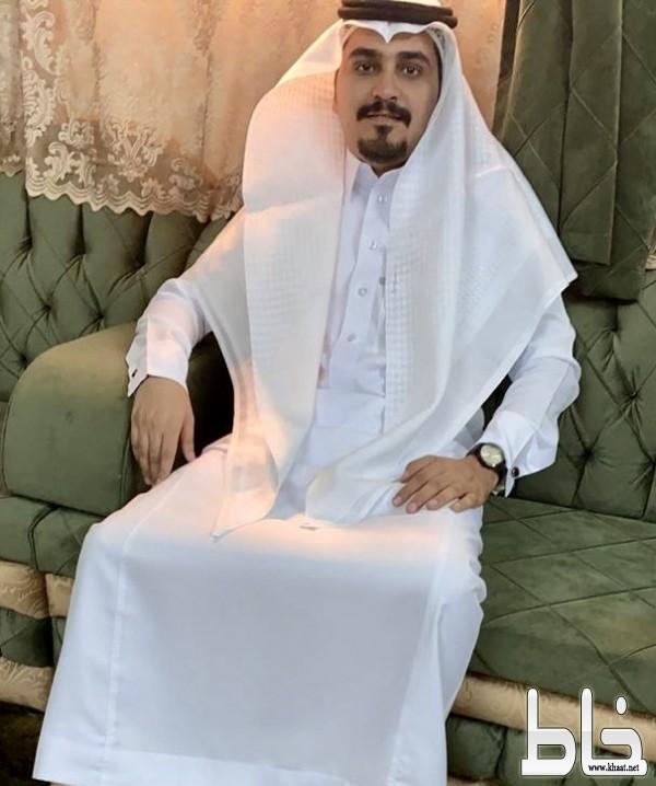 محمد جحني الغاوي يحتفل بعقد قرانه