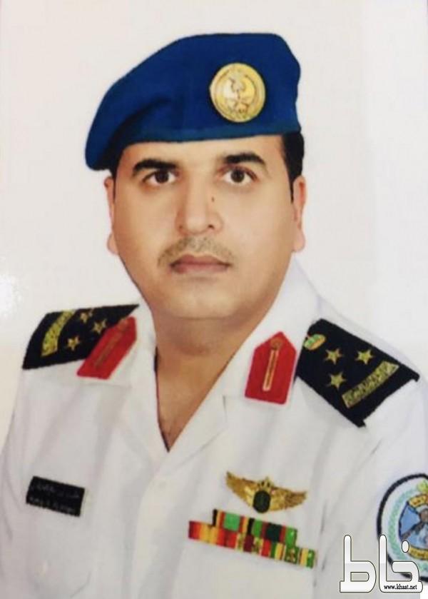 مثيب بن سالم العلياني مساعد قائد قطاع حرس الحدود بالقنفذة إلى رتبة عميد