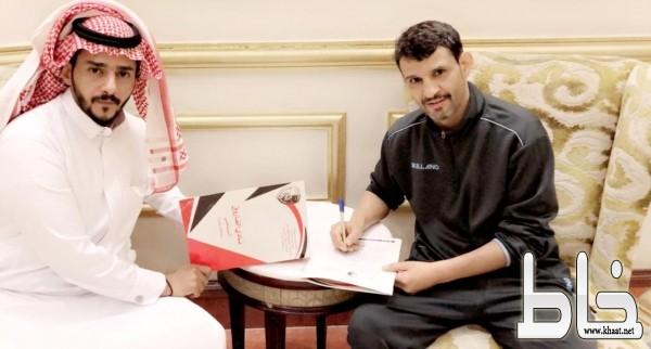 محمد أبو عراد مدرباً للفاروق