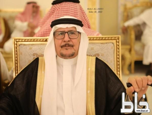 الشيخ عبدالله بن ديدح يهنئ القيادة بالذكرى السادسة للبيعة