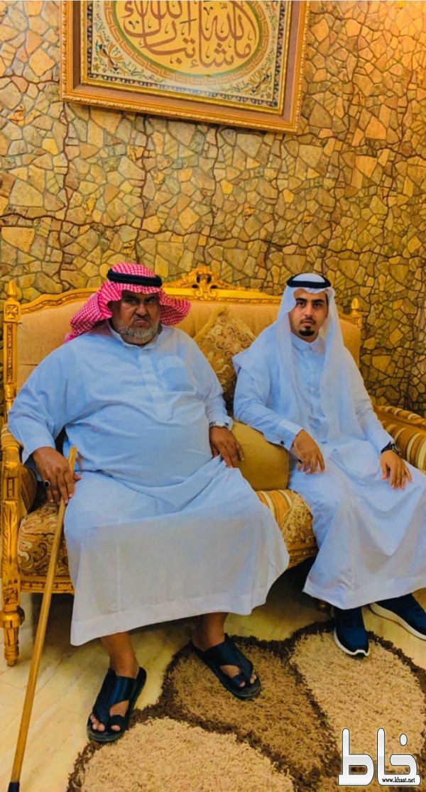 الشاب جابر احمد ال بختان العمري يحتفل بعقد قرانه
