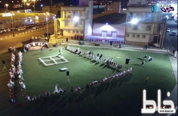 لعبة المقطار أبهرت الجمهور وأشعلت الحماس في أرجاء ديوانية شتانا غير ضمن مهرجان المجاردة