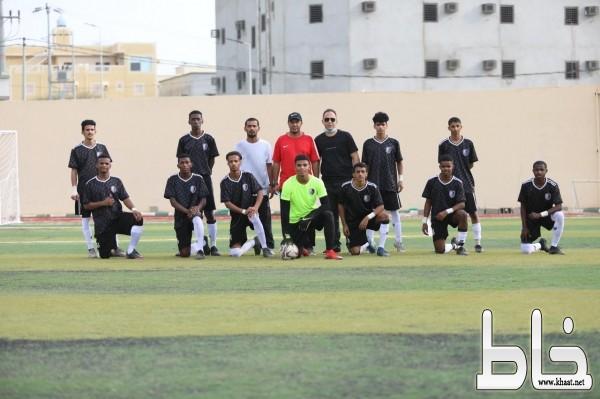 الفاروق يتأهل لدور الـ8 من التصفيات المؤهلة للدرجة الأولى لكرة القدم