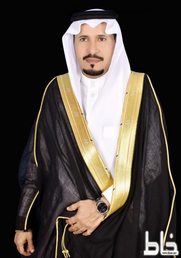 مشعل يضيء منزل رجل الأعمال عبدالله زهير أبوديه