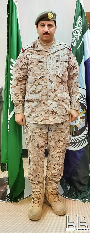ترقية اللواء المهندس الركن علي بن محمد الشهري