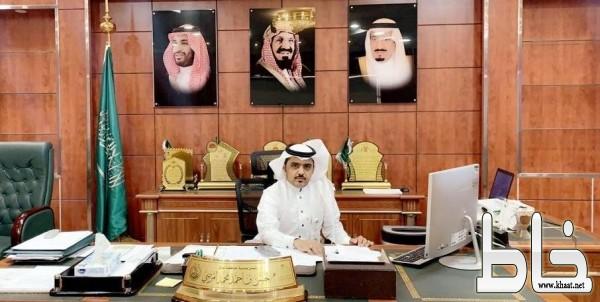 رئيس بلدية بارق يهنئ القيادة الرشيدة بشهر رمضان المبارك