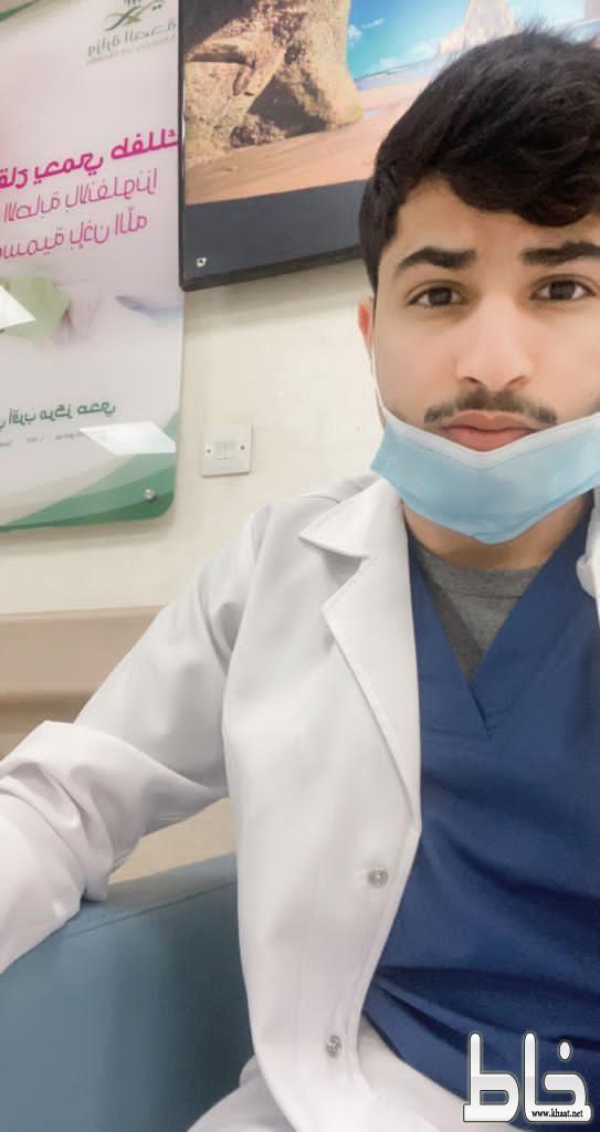 الدكتور جابر العمري يحتفل بمناسبة قبوله ببرامج شهادة الاختصاص السعودية للدراسات العليا الصحية