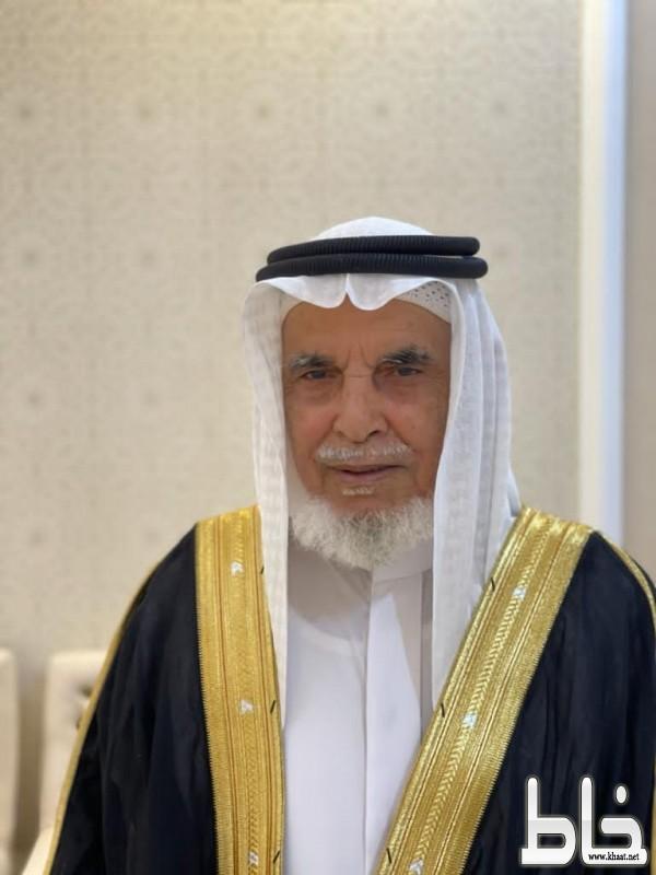 ابن مسكن نائب قبيلة آل صميد يبارك للقيادة بعيد الفطر المبارك