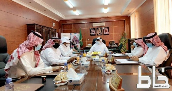 بلدي بارق يعقد جلسته الـ ٦٧ ويناقش تطوير جهود البلدية الرقابية