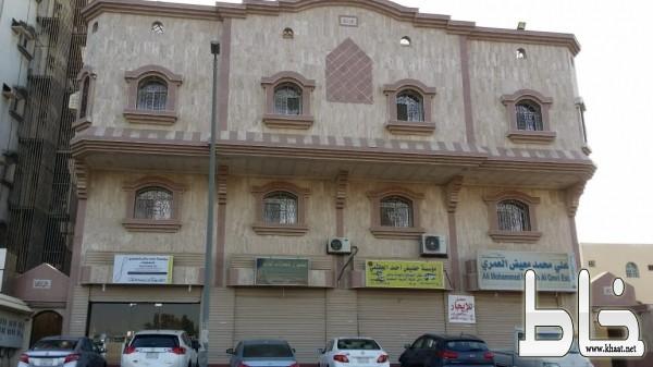 عمارة للبيع  الموقع جدة حي الجوهرة