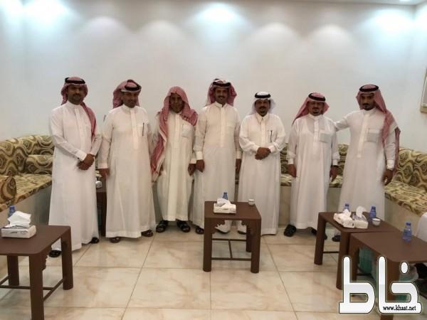 عقد قران الاستاذ محمد بن عبدالرحمن بن زميم العمري على كريمة علي بن موسى العسيري