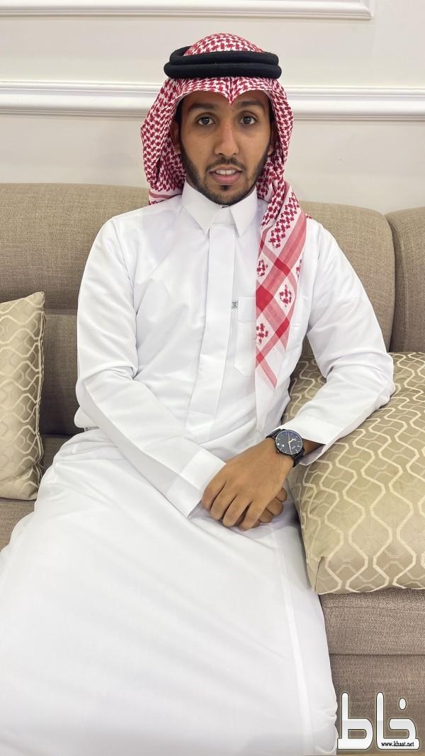 الشاب أحمد حمود نشبان يحتفل بعقد قرانه