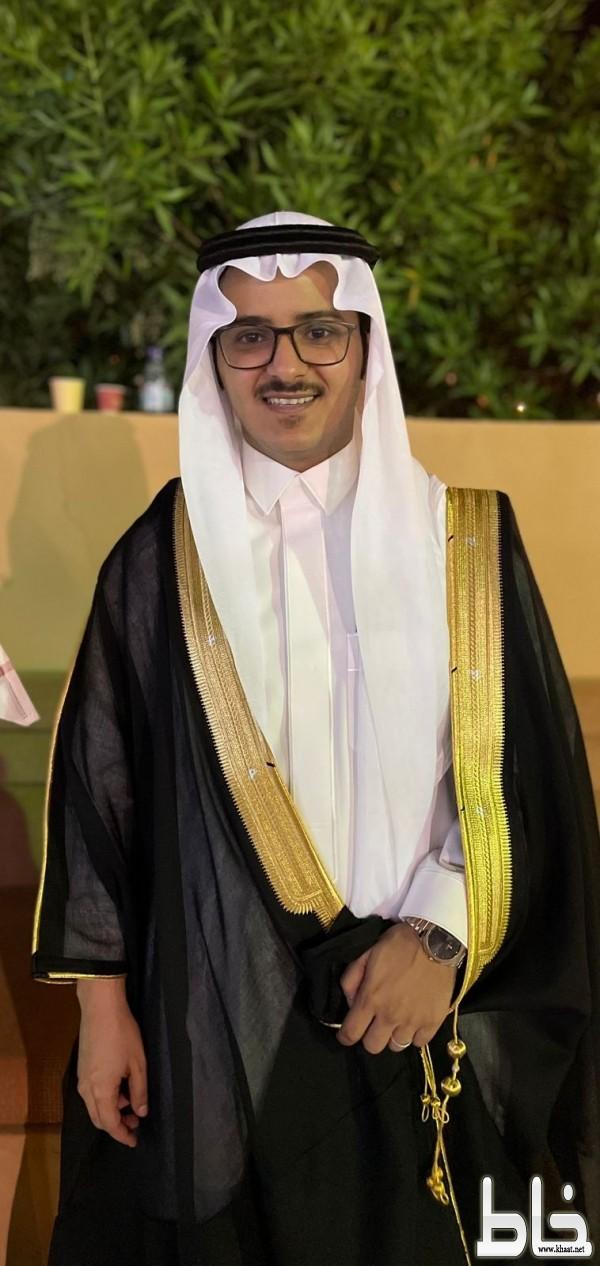 صالح حسن الراجحي يحتفل بزواجه