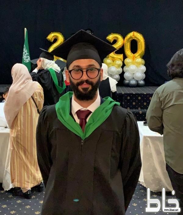 بعد حصوله على درجة الماجستير من أستراليا تعيين الشهري بمركز الامير فيصل بن خالد للقلب بابها