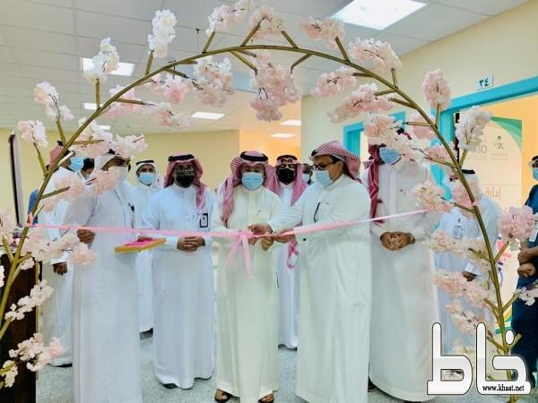 برعاية محافظ المجاردة القطاع الصحي يقيم فعالية اليوم العالمي لسرطان الثدي