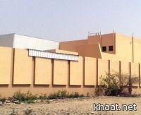 مجهولون يحطمون محتويات مدرسة بنات ببارق