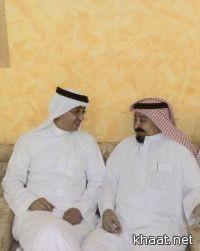 قبيلة ال شعثاء تكرم الدكتور عبدالله بن رافع الشعثاني بمناسبة حصوله على الدكتوراه
