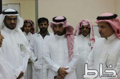 بتوجيه من سمو أمير منطقة عسير الدكتور ألحفظي يزور مركزي الرعاية بحسوة والحبيل