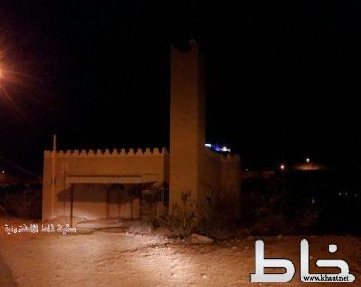 مسجد بن باز بحيد عبس  بلا كهرباء واستياء الأهالي يزداد مع قدوم رمضان