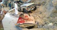 عمود إنارة يهشّم جمجمة سائق في بني عمرو