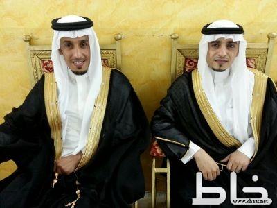 ال صبحان يحتفلون بالعريسين حسن و علي بمركز ختبه