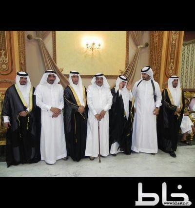 علي الشهري يحتفل بزواج ابناءه  بقاعة ديالا بالدمام