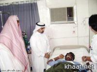 مستشفى المجاردة يعاني الضغط والأهالي يناشدون
