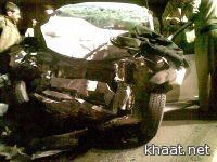 وفاة قائد مركبة واصابة آخر في جنوب تنومة