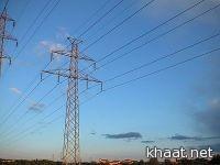 انقطاع التيار الكهربائي عن بارق لثلاث ساعات