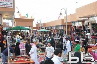 """عدسة """" خـاط """" ترصد  مهرجان السوق الشعبي بالسودة"""