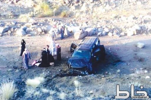 إصابة 3 معلمات في حادث بظهران الجنوب