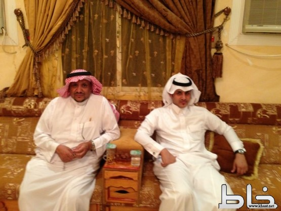 الشاب احمد محمد الشهري يعقد قرانه على كريمة عثمان الفقيه