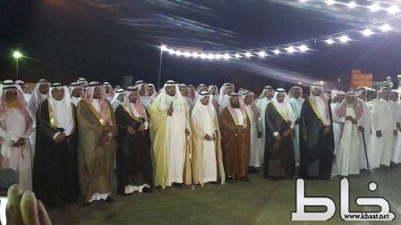 بالصور: الشيخ احمد بن عايض البارقي يحتفل بزواجه