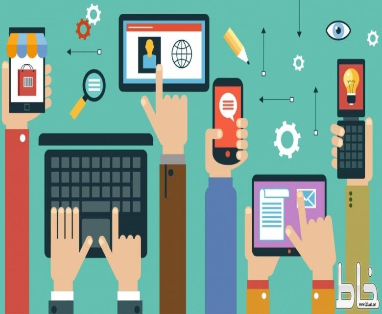 خـاط توفر خدمة الاعلانات للجهات الحكومية والأفراد والشركات