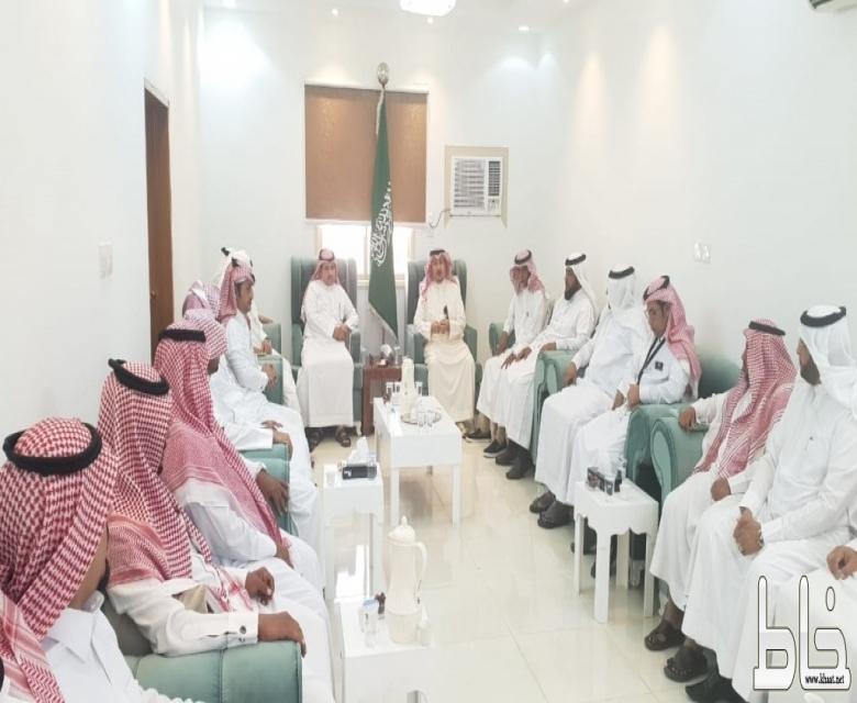 محافظ المجاردة يرأس اجتماع  المجلس المحلي بالمجاردة والذي عقد بمركز ختبة