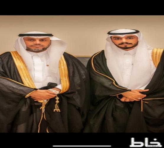 الاستاذ علي حسين الشهري يحتفل بزواج ابنه حسين