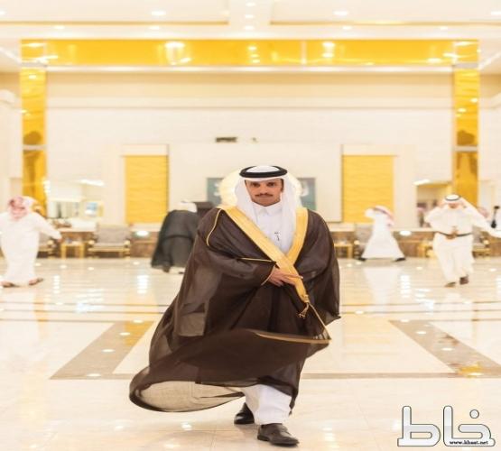 بتشريف أمير عسير : النقيب حسن غرمان الشهري يحتفل بزواجه