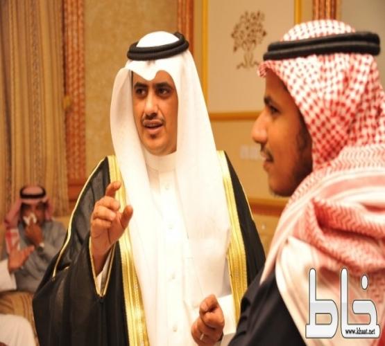 الشاب سعيد ظافر آل حنفان العمري يحتفل بزواجه