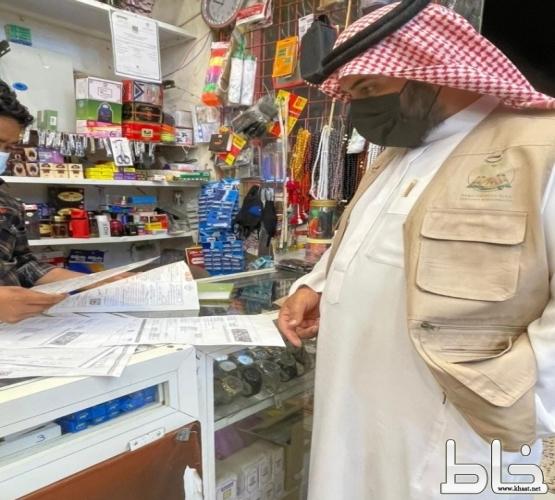 بمتابعة من أمين منطقة عسير د. وليد الحميدي  بلدية تنومة تطلق مبادرة سواعد بلدي التطوعية