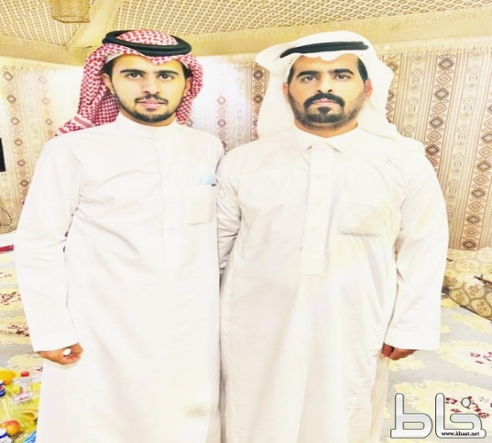حسن الشهري يعقد قرانه على كريمة الزميل الاعلامي محمد عمر