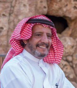 الاعلامي سعود الثبيتي